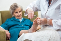 The Importance of Properly Caring for Elder's Feet